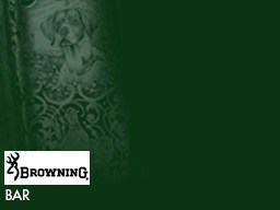 browning-bar